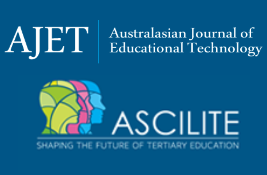 Australasian Journal of Educational Technology