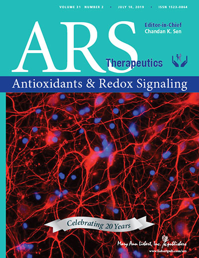 Antioxidants and Redox Signaling