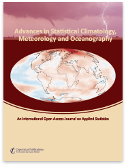 Advances in Statistical Climatology Meteorology and Oceanography
