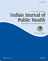 indian journal of public health