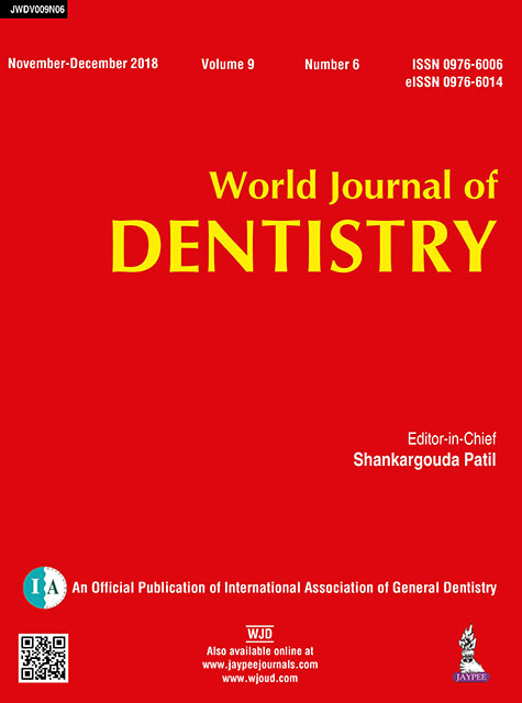 World Journal of Dentistry