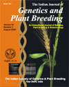Indian Journal of Genetics and Plant Breeding
