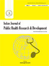 Indian Journal of Public Health Research And Development