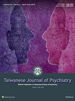 Taiwanese Society of Psychiatry