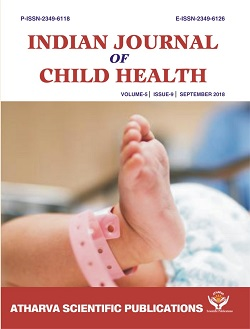 Indian Journal of Child Health