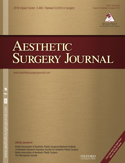 Aesthetic Surgery Journal