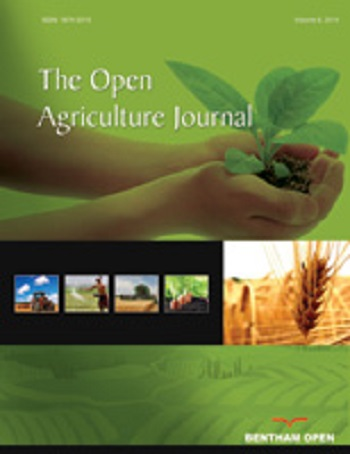 The Open Agriculture Journal