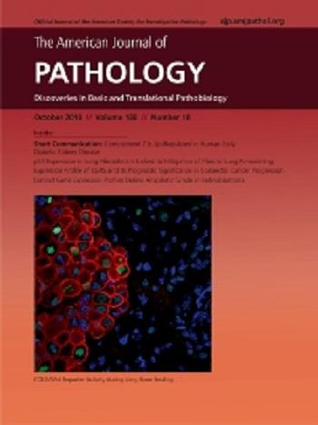 American Journal of Pathology