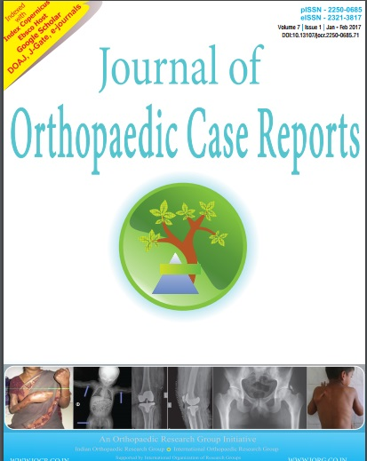 Journal of Orthopaedic Case Reports