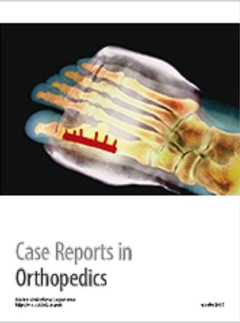 Case Reports in Orthopedics