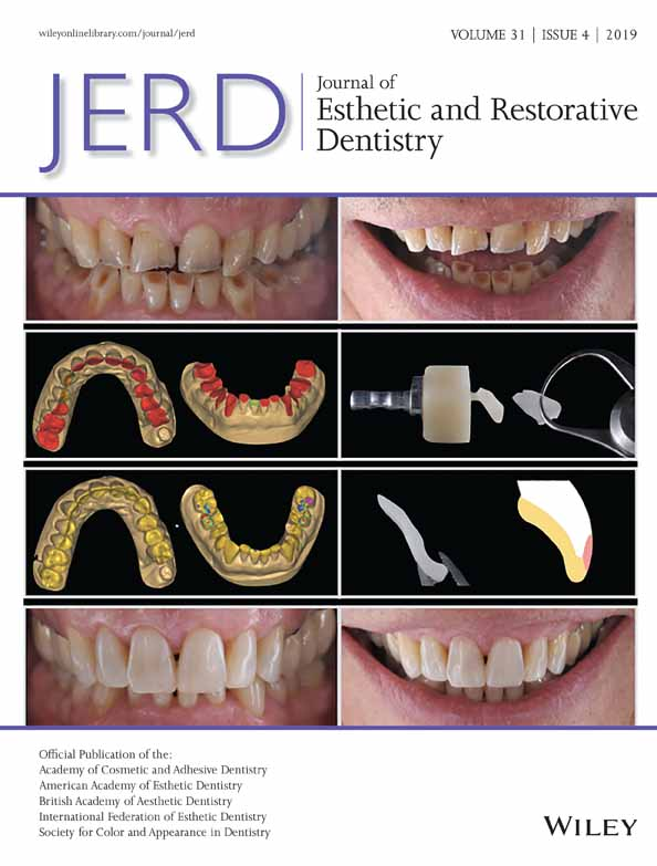Journal of Esthetic and Restorative Dentistry