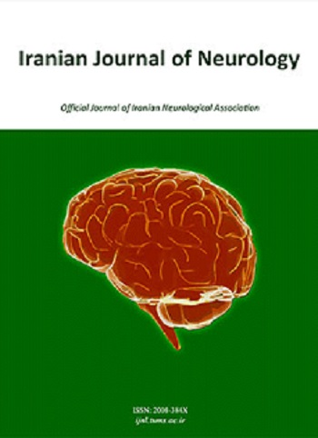 Iranian journal of neurology