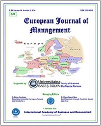 European Journal of Management