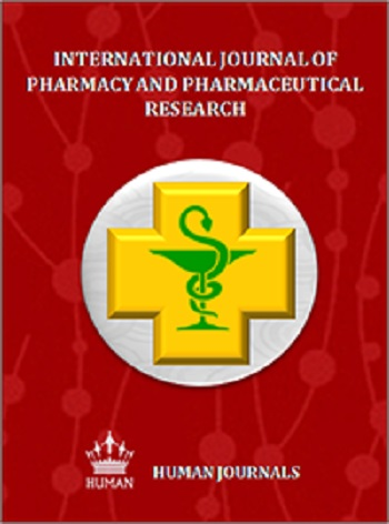 International Journal of Pharmacy and Pharmaceutical Research