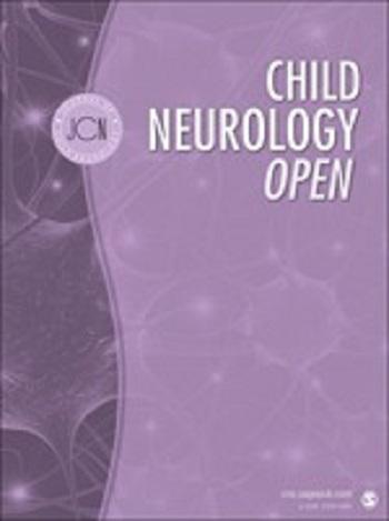 Child neurology open