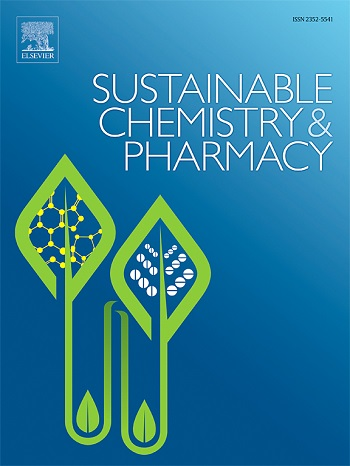 Sustainable chemistry and pharmacy