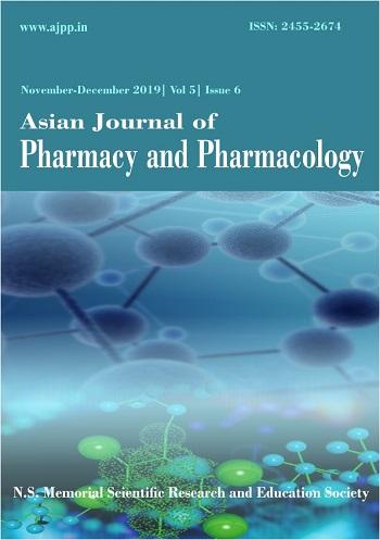 Journal of pharmacy and pharmaceutics