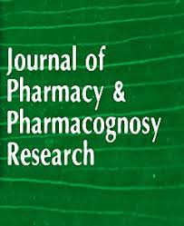 Journal of pharmacy and pharmacognosy research