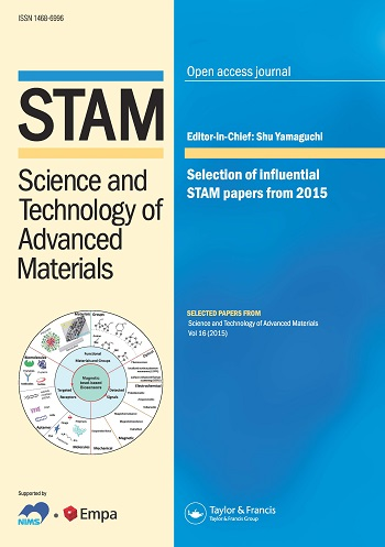 Science and technology of advanced materials