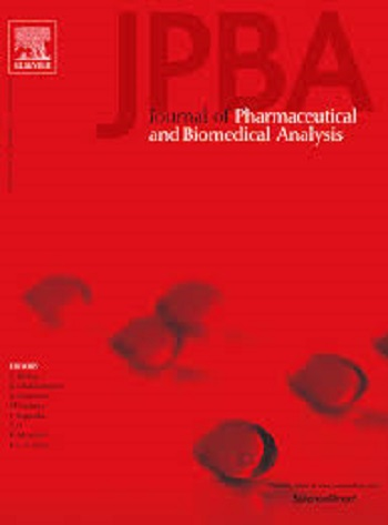 Journal of pharmaceutical and biomedical analysis