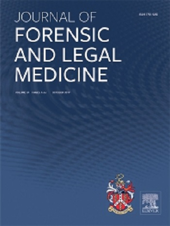 Journal of Forensic and Legal Medicine