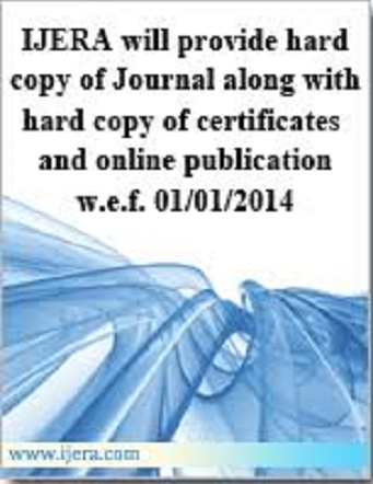 International journal of engineering research and applications