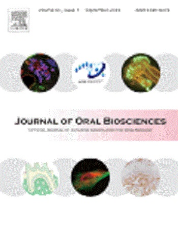 Journal of oral biosciences