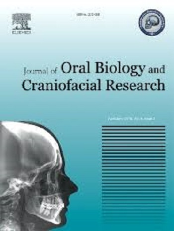 Journal of oral biology and craniofacial research