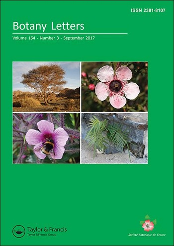 Botany letters