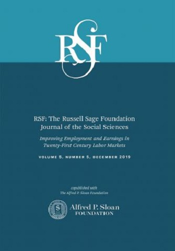The Russell Sage Foundation journal of the social sciences