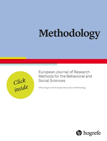 European journal of research methods for the behavioral and social sciences