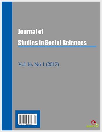 Journal of studies in social sciences