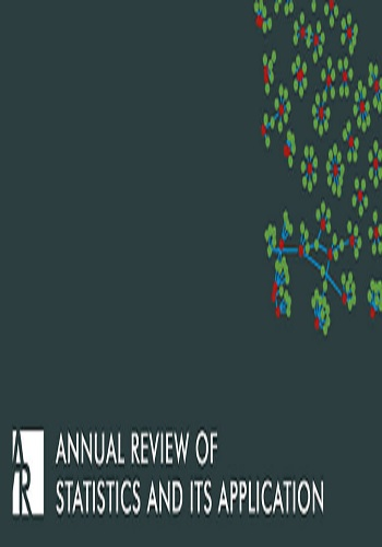 Annual review of statistics and its application