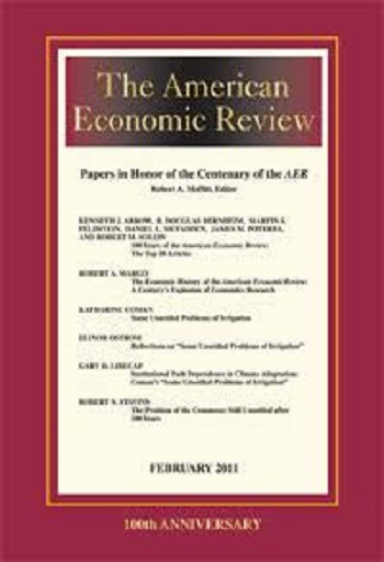 The American Economic Review