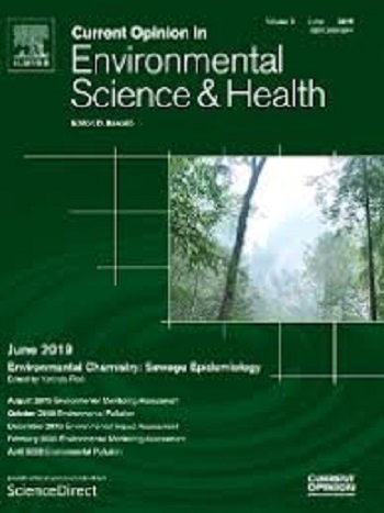 Current Opinion in Environmental Science and Health