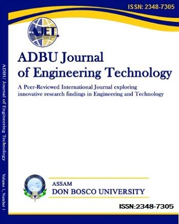ADBU Journal of Engineering Technology
