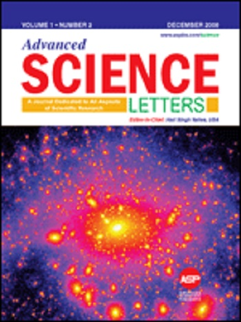 Advanced Science Letters