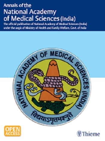 Annals of National Academy of Medical Sciences