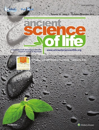 Ancient Science of Life