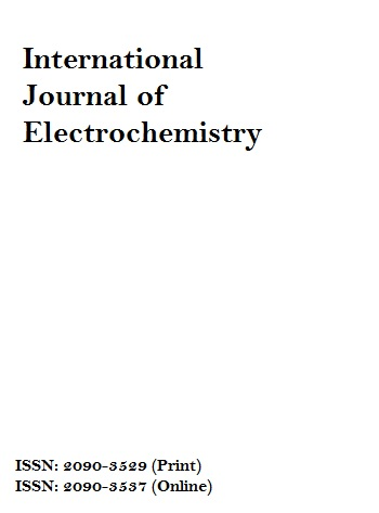 International Journal of Electrochemistry