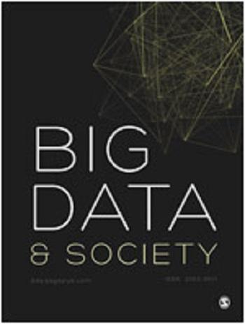 Big Data and Society