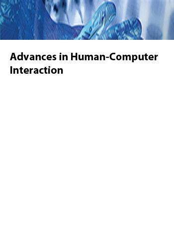 Advances in Human Computer Interaction