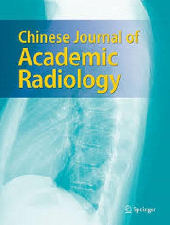 Chinese journal of academic radiology