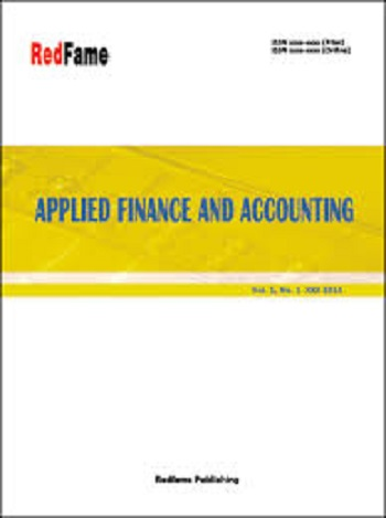 Applied finance and accounting