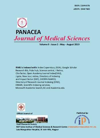 Panacea Journal of Medical Sciences
