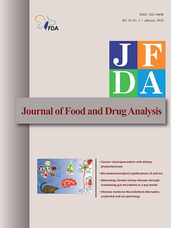 Journal of food and drug analysis