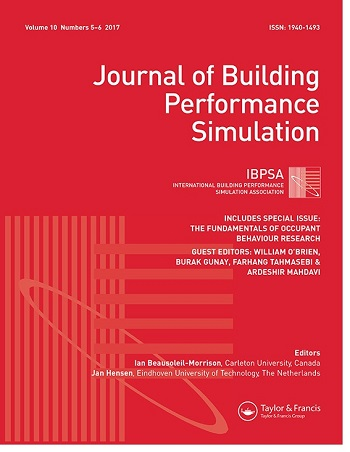 International Journal of Building Performance Simulation