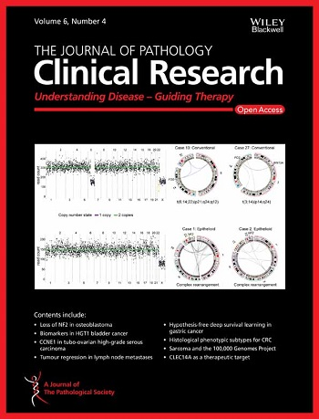 Journal of pathology Clinical research