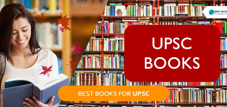 Best books for UPSC