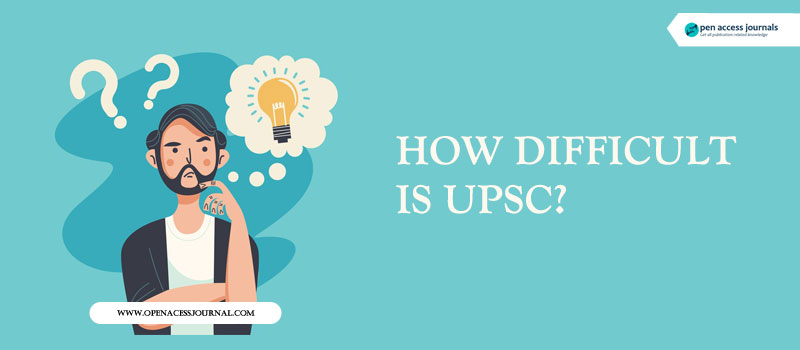 How difficult is UPSC